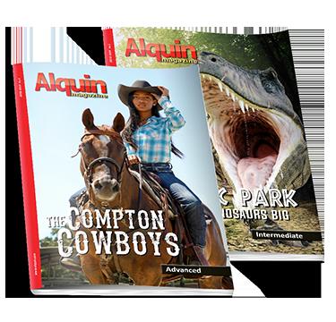 Alquin Magazine Totaalpakket Advanced No. 1 2018-2019