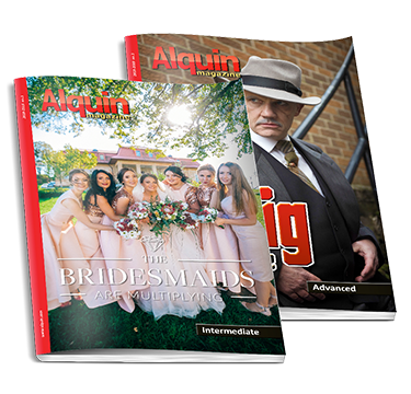 Alquin Magazine Totaalpakket Intermediate No. 3 2018-2019