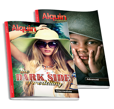 Alquin Magazine Totaalpakket Intermediate No. 4 2017-2018
