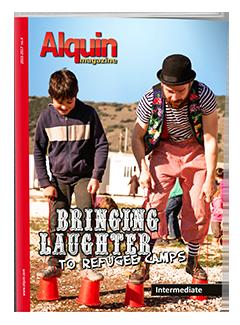 Alquin Magazine Intermediate No. 4 2016-2017