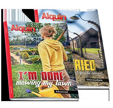 Alquin Magazine No. 1 Advanced 2019-2020