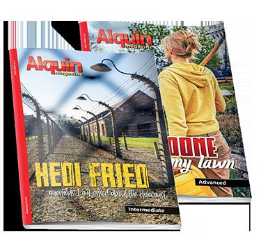 Alquin Magazine No. 1 Intermediate 2019-2020