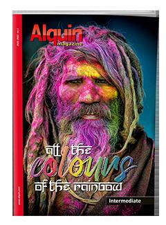 Alquin Magazine No. 1 Intermediate 2021-2022