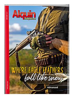 Alquin Magazine No. 4 Advanced 2019-2020