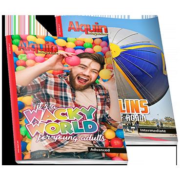 Alquin Magazine No. 2 Advanced 2019-2020
