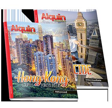 Alquin Magazine No. 3 Advanced 2019-2020