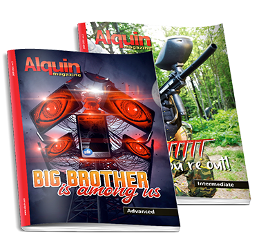 Alquin Magazine No. 1 Advanced 2020-2021