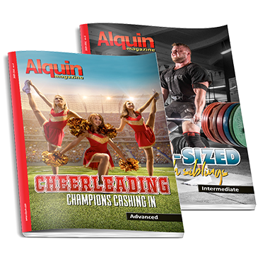 Alquin Magazine No. 4 Advanced 2020-2021
