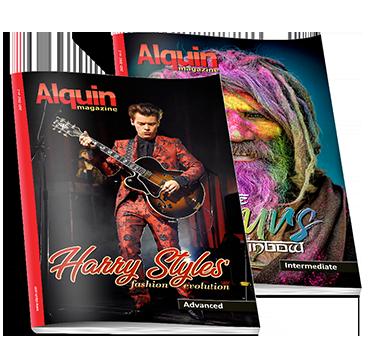 Alquin Magazine No. 1 Advanced 2021-2022
