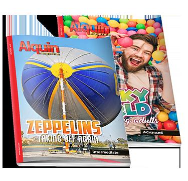 Alquin Magazine No. 2 Intermediate 2019-2020