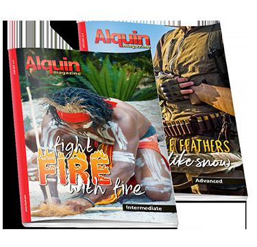 Alquin Magazine No. 4 Intermediate 2019-2020