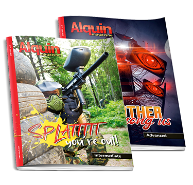Alquin Magazine No. 1 Intermediate 2020-2021