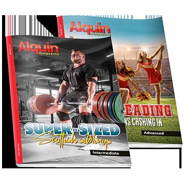 Alquin Magazine No. 4 Intermediate 2020-2021