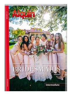 Alquin Magazine No. 3 Intermediate 2018-2019